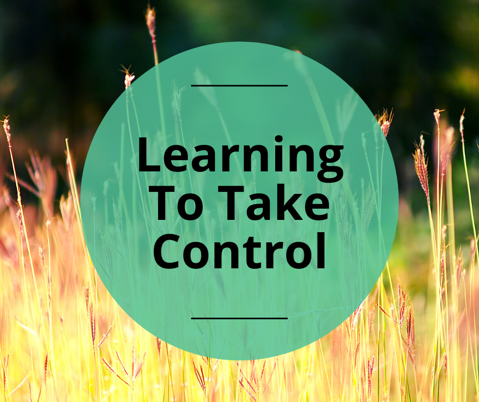 Learning To Take Control