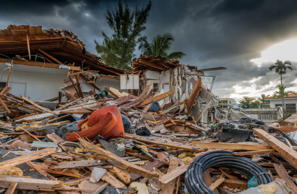 Natural Disasters Affect Addiction